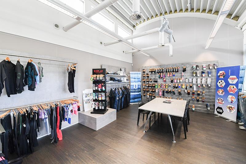 Fashion Linq showroom